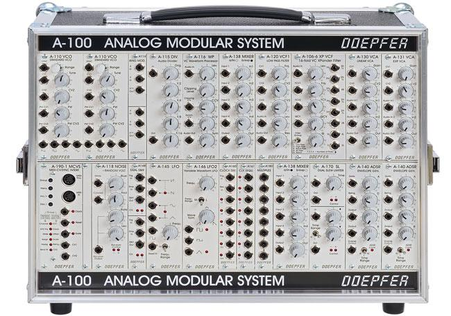 doepfer-a100-modular-synthesizer