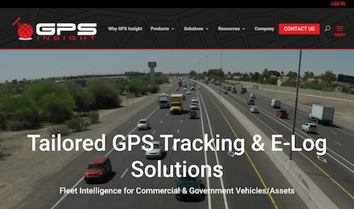 GPS Insight Tracking Solution