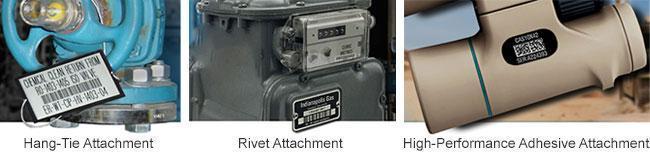 Label Attachment Options