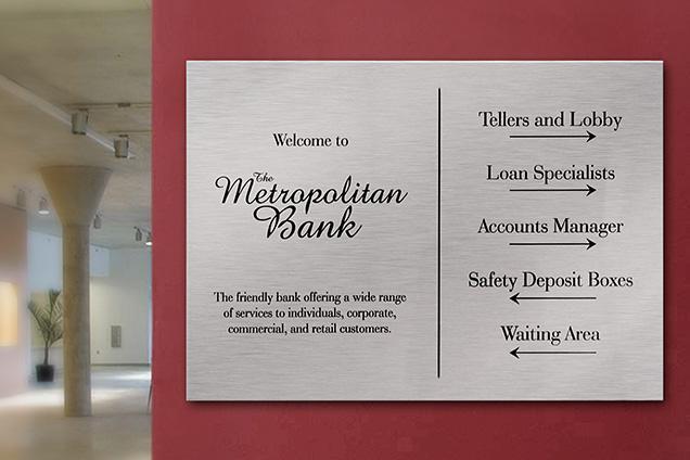 Fantastic Office Signage - MPC EU03