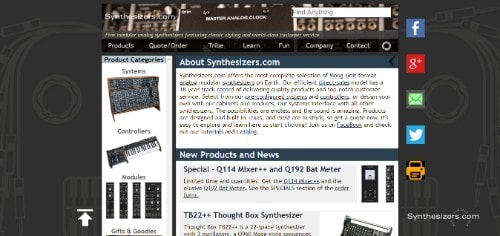 Synthesizers.com