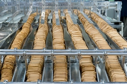 Sanitary Design Principles for Food Equipment Construction