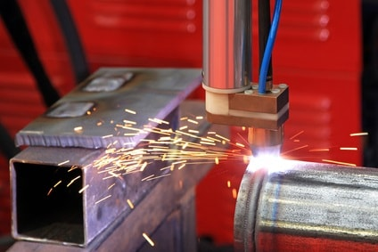Welding techniques for food-grade applications