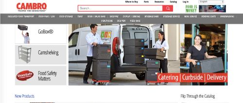 Cambro Foodservice Equipment