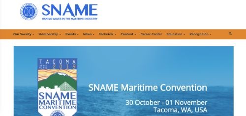 The Society of Naval Architects and Marine Engineers (SNAME)