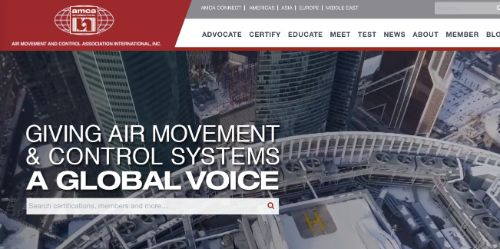 Air Movement and Control Association International, Inc. (AMCA)