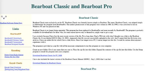 Bearboat Software