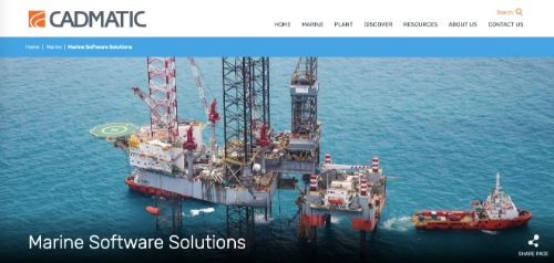 CADMATIC Marine Software Solutions