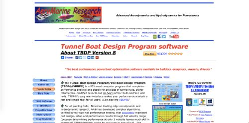 Tunnel Boat Design Program Software