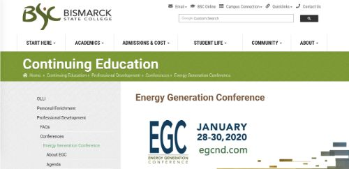 41st Annual Energy Generation Conference
