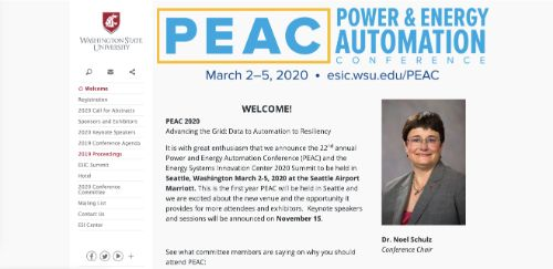 Power & Energy Automation Conference